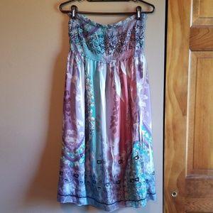 Adorable Lapis dress